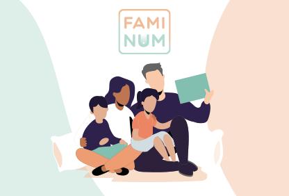 FamiNum, une appli gratuite pour créer sa charte numérique en famille